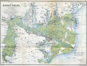 Delta Dunării 1867